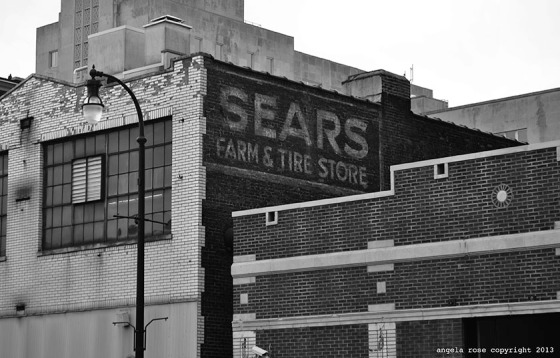 Nashville, TN Sears shop