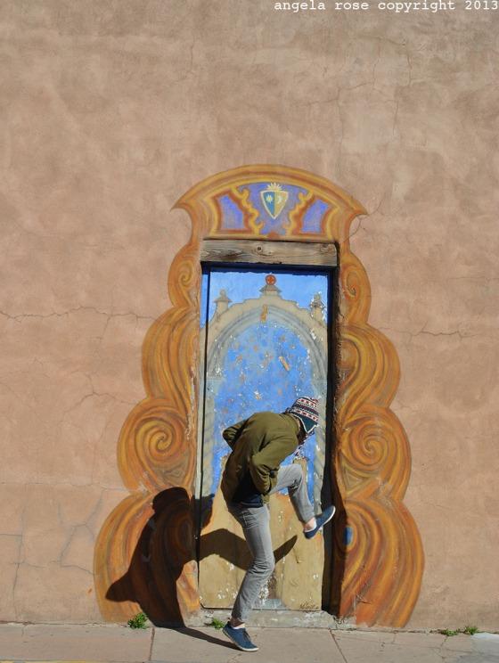 santa fe dancer